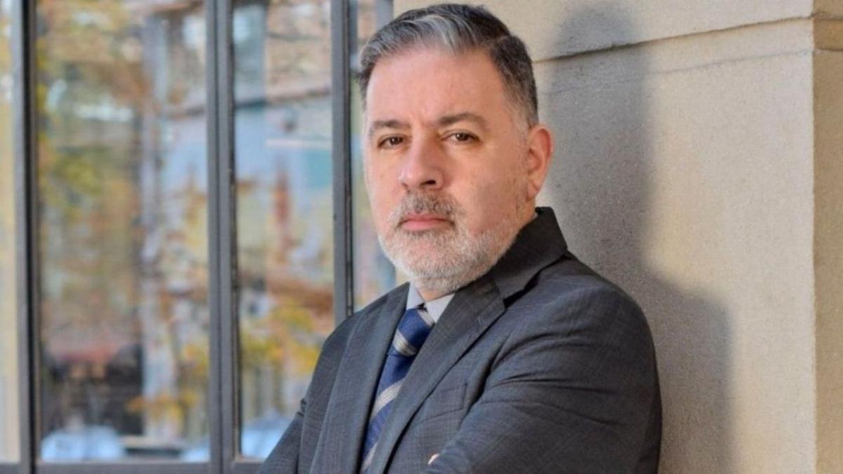 Fabián Doman habló sobre la guerra en el panel de Intratables