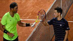 Rafa Nadal sucumbió en Roma y Diego Schwartzman revela la clave
