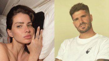 Rodrigo de Paul negó el rumor que lo vincula románticamente con la China Suárez