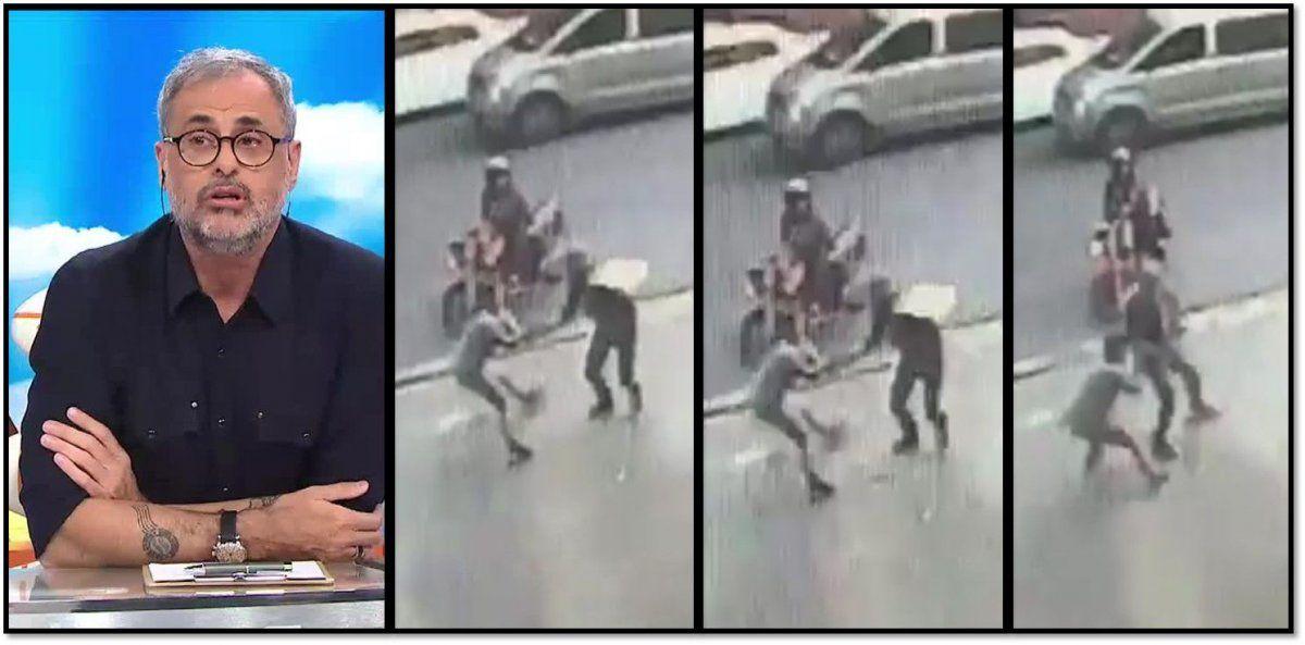 Jorge Rial, víctima de un violento robo a la salida de Intrusos: El robo nuestro de cada día