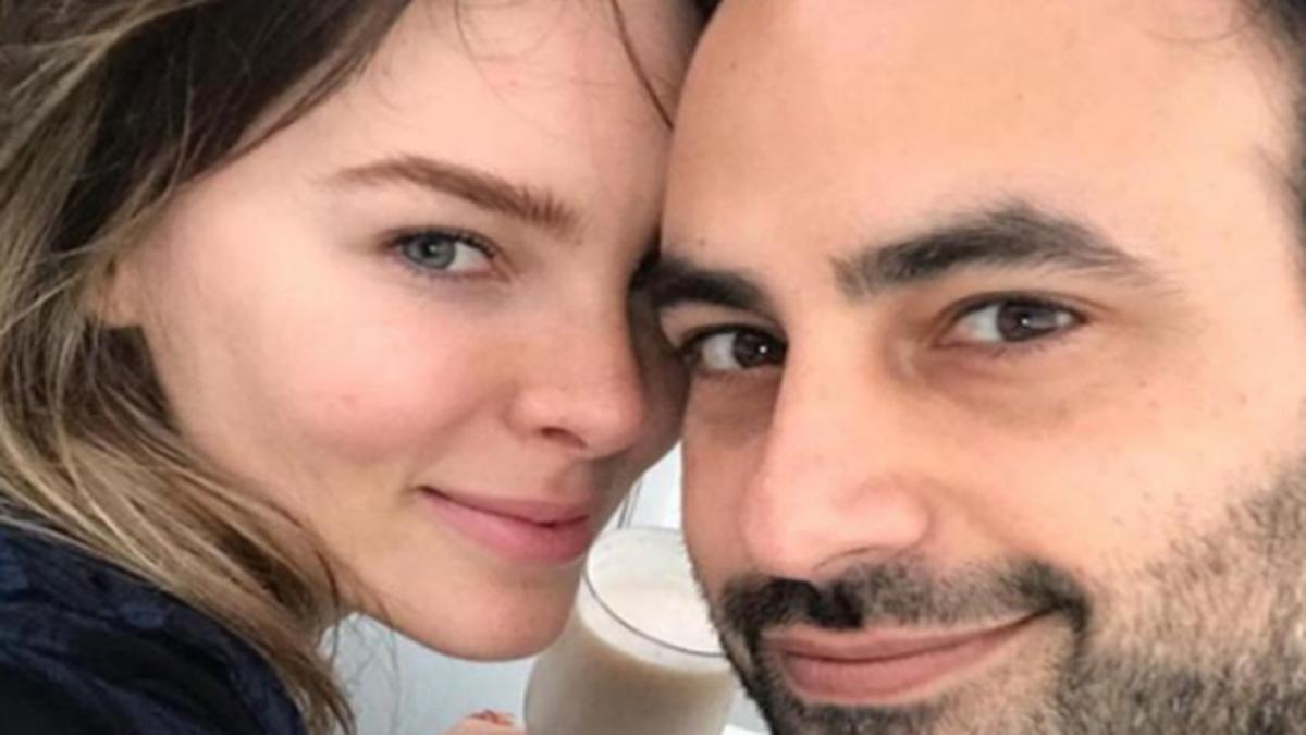 El ex de Belinda es el nuevo novio de la actriz Ninel Conde