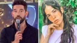 Agustín Sierra aclaró los rumores de romance con Cande Molfese