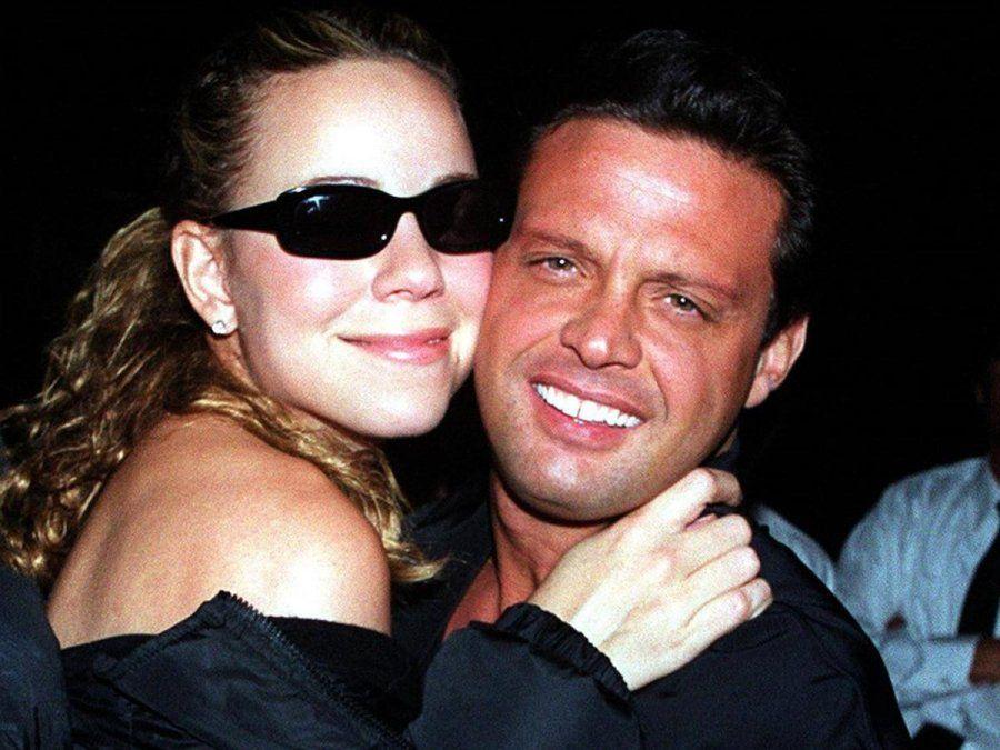 ¡Un galán! Mariah Carey alabó con todo a Luis Miguel