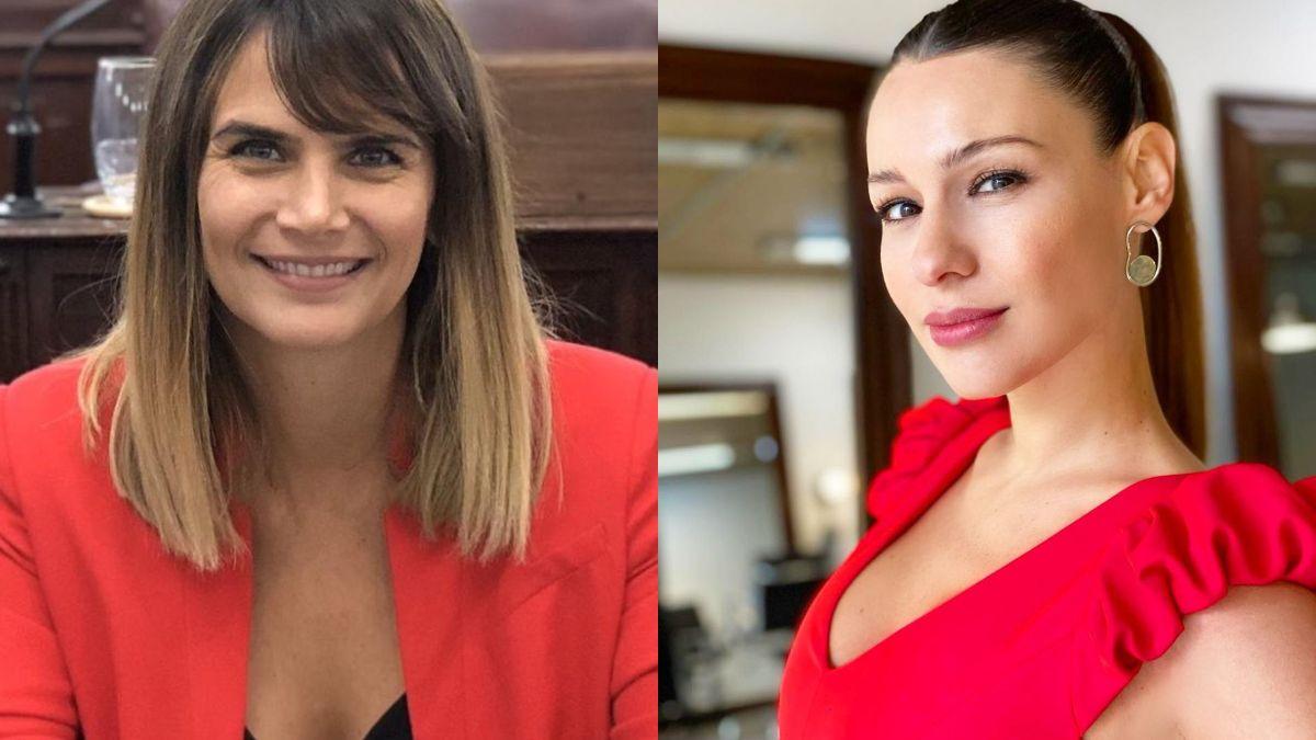 Amalia Granata cargó contra Pampita: Ella es vivísima, es tipo Wanda Nara