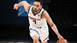 Facu Campazzo estará en los playoffs de la NBA. ¡Grande Facu!