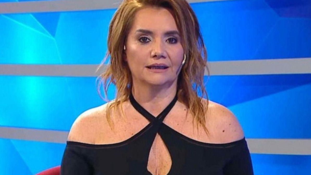 Qué sensual El comentario de Nancy Pazos sobre Germán Martitegui