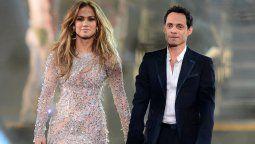 Jennifer Lopez revela que se casó con Marc Anthony por despecho