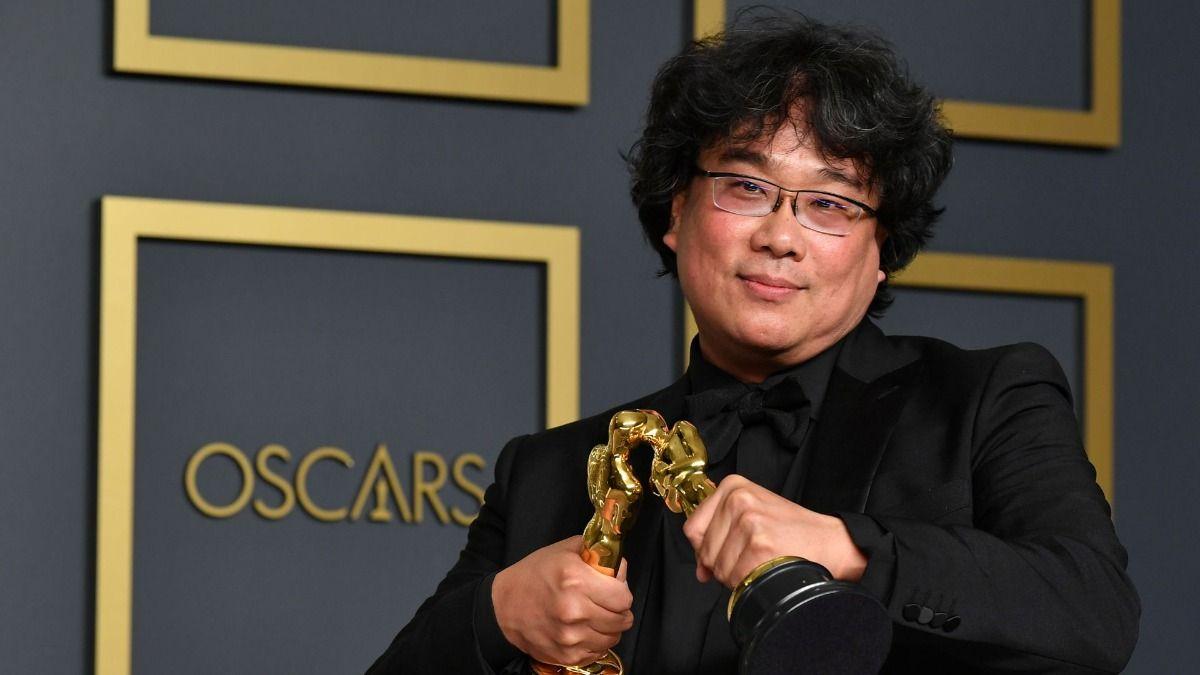 El director Bong Joon-ho ganó dos Oscar por Parasite