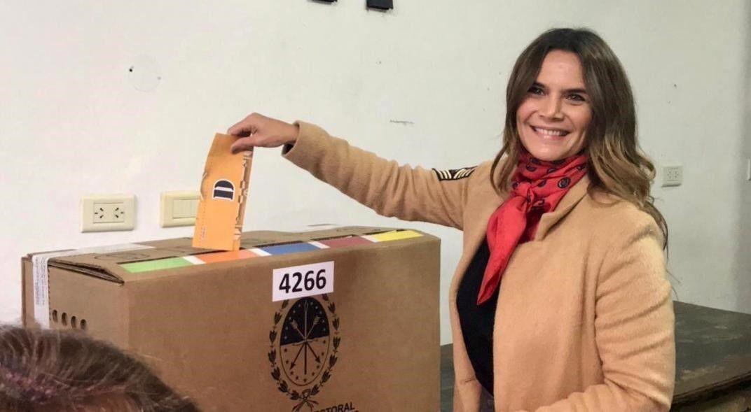 Desgracia con suerte: Granata fue electa diputada por Santa Fe pero el 30 de noviembre deja los medios