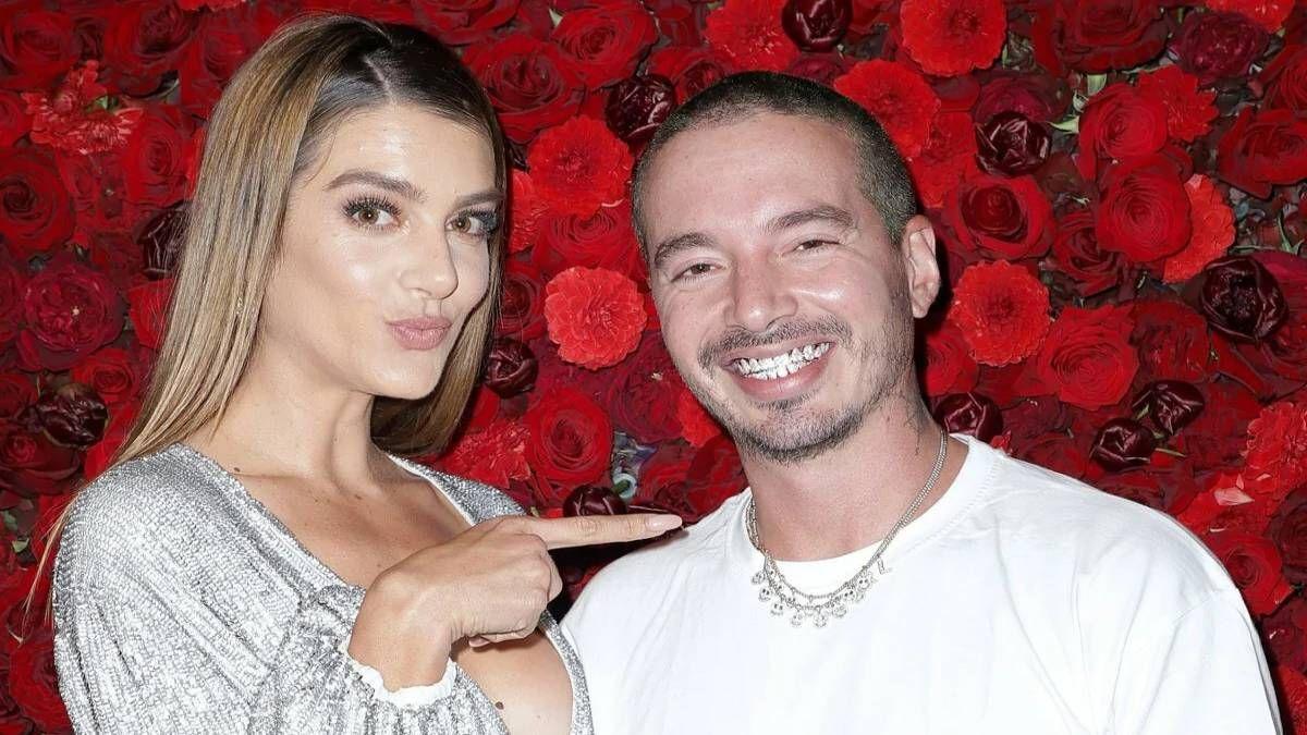 ¡Va bien! J Balvin y Valentina Ferrer están felices con su embarazo