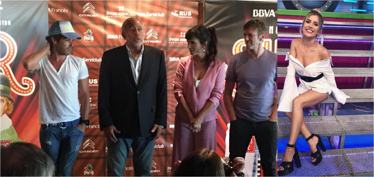 Griselda Siciliani deja Sugar y Laurita Fernández tomará el protagónico del musical