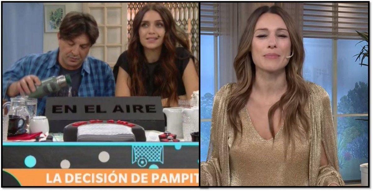Fuego Amigo: Zaira Nara criticó a Pampita y su decisión desde la pantalla de Telefe