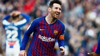 ¡A por más! Lionel Messi va por nuevos récords
