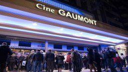 La sala Cine Gaumont estará cerrada a partir de hoy