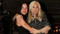 Susana Giménez le regaló una casa a su nieta