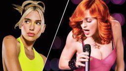 ¡Al fin! Dua Lipa y Madonna estarán juntas en nueva canción