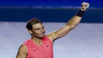 ¡Todo su apoyo! Rafa Nadal se solidariza con su amiga, la también tenista Carla Suárez
