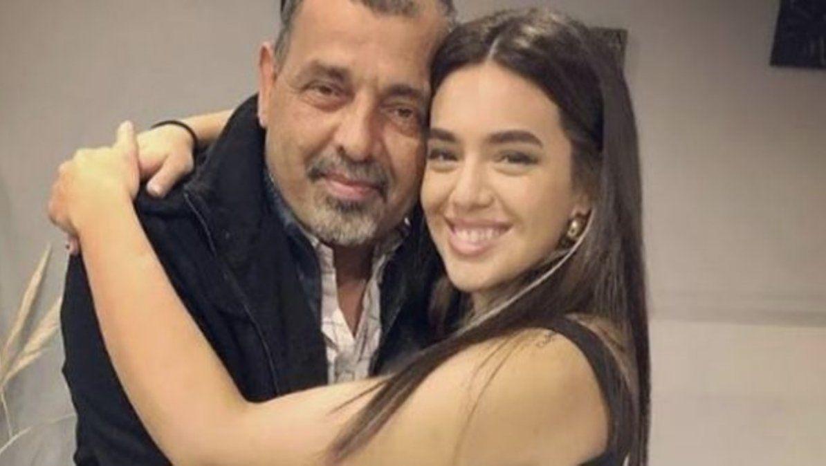 Falleció el padre de Ángela Leiva a causa del coronavirus