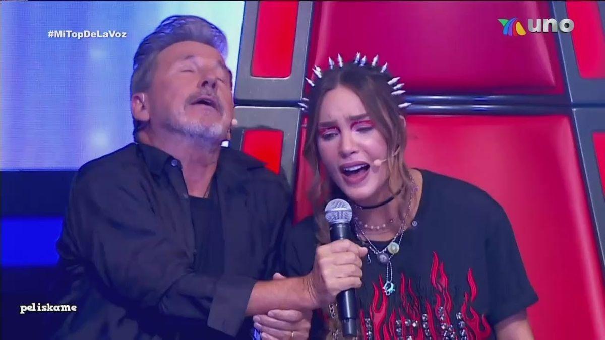 ¡Tensión! Te da igual lo que te digo: El regaño de Ricardo Montaner a Belinda en La Voz