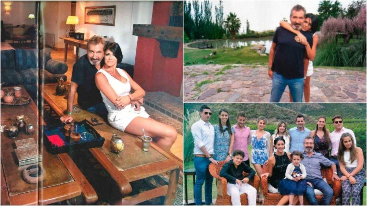 Pamela David mostró su mansión en Mendoza y la destrozaron