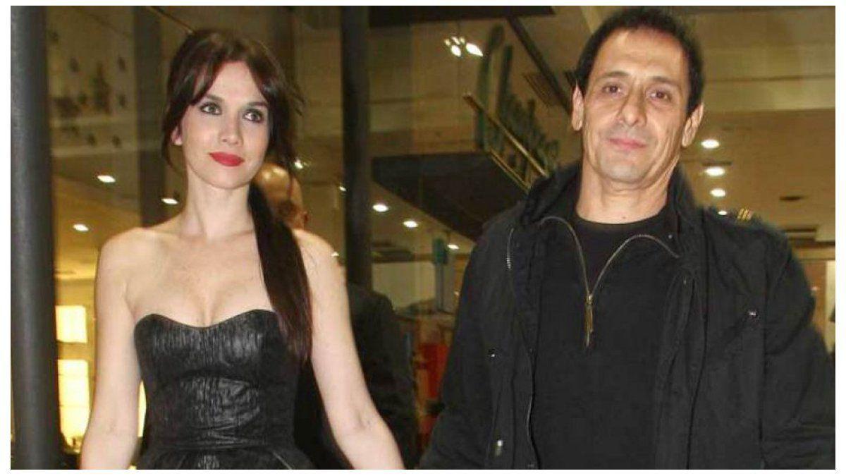 Natalia Oreiro y Ricardo Mollo se conocieron hace 20 años en un clase de yoga
