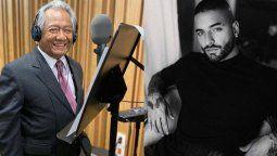 ¡Golpeado! Maluma sobre Armando Manzanero: Murió una de mis mayores inspiraciones