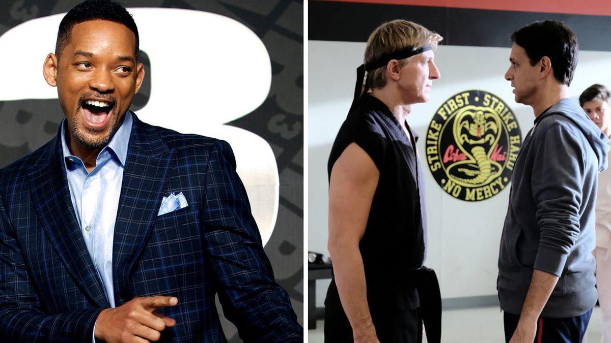 Cobra Kai: ¿Se unirá Will Smith a la tercera temporada?