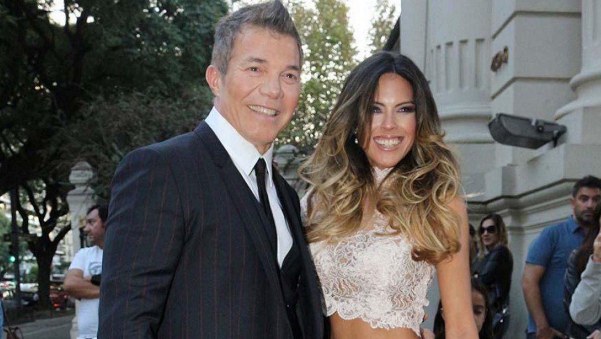 Fernando Burlando y Barby Franco confirmaron que volvieron