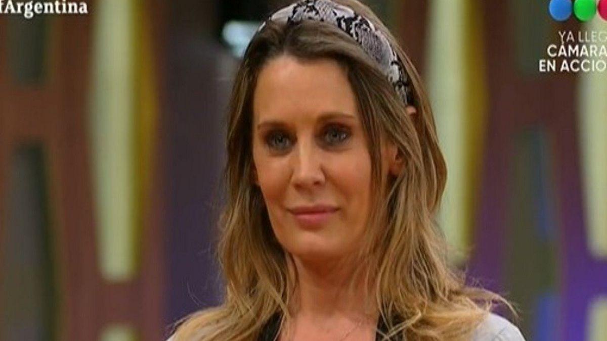 ¡A cocinar a casa! Rocío Marengo volvió a ser eliminada de Masterchef Celebrity