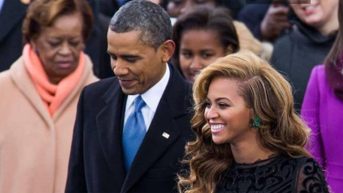 ¡Beyoncé presente! Barack Obama presentó su playlist favorito