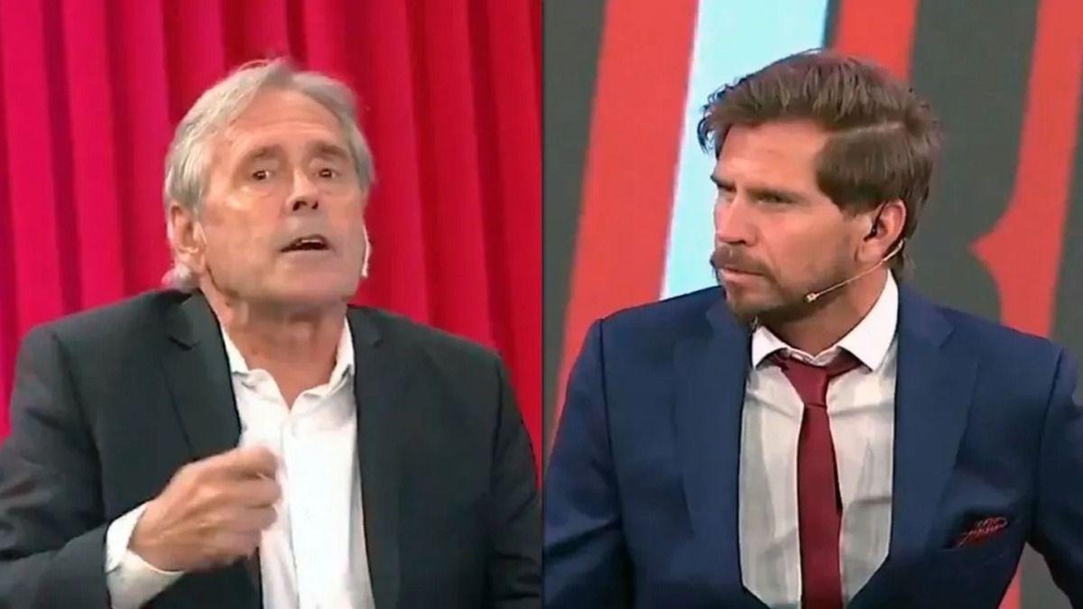 Carlos Cai Aimar criticó a El Pollo Vignolo por jugar mal al fútbol