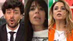 Laura Fidalgo se cansó de la falta de respeto de Lizardo Ponce y sus amigos