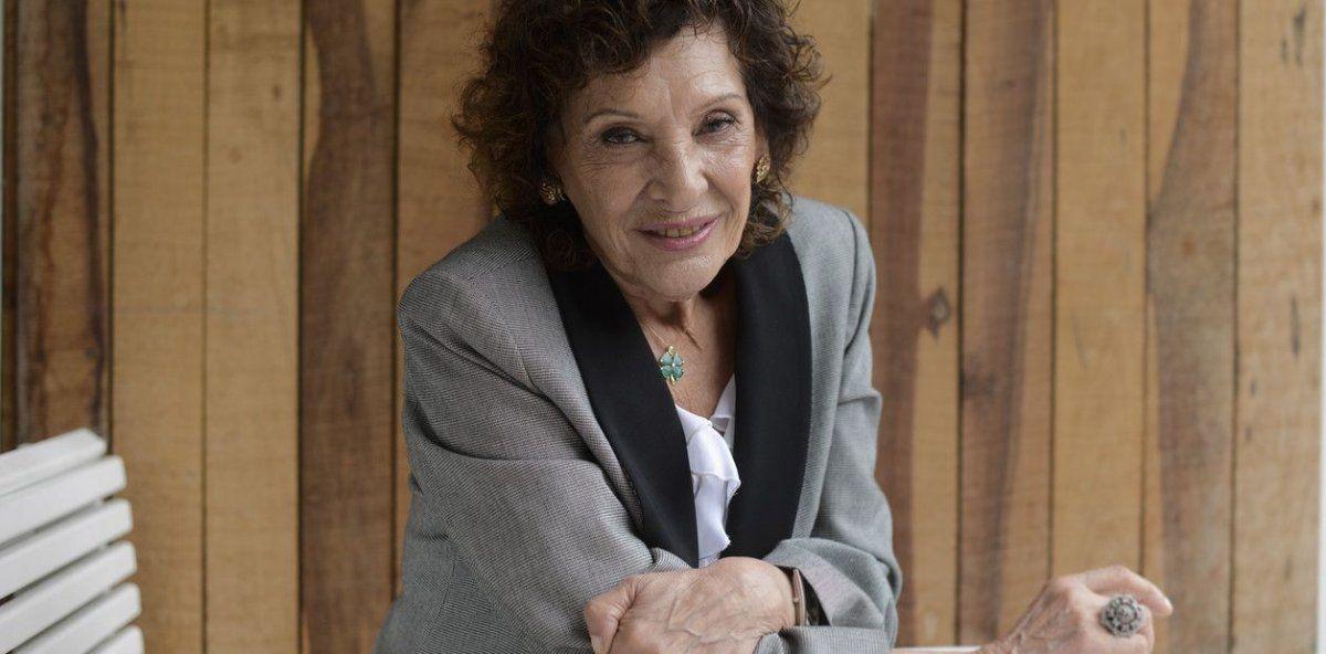 A los 78 años, murió la locutora y periodista Betty Elizalde