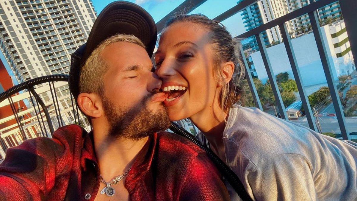 Stefi Roitman dedicó un romántico mensaje a Ricky Montaner