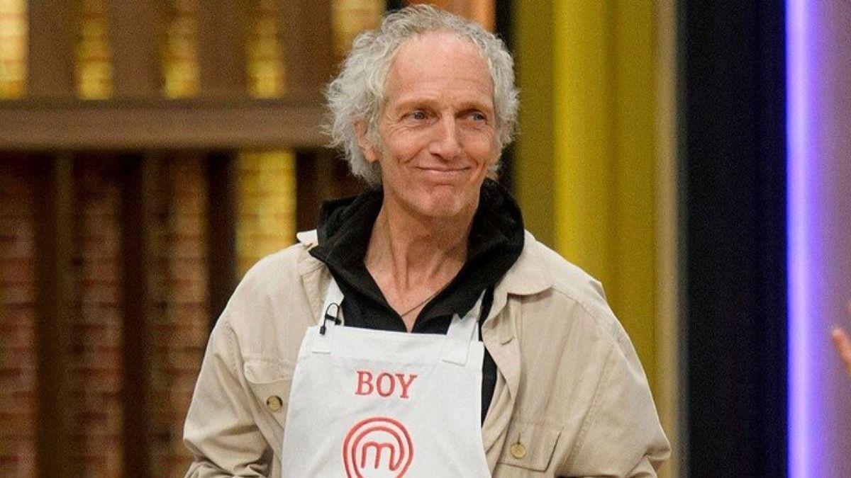 El actor Boy Olmi quedó eliminado de las cocinas de Masterchef Celebrity Argentina