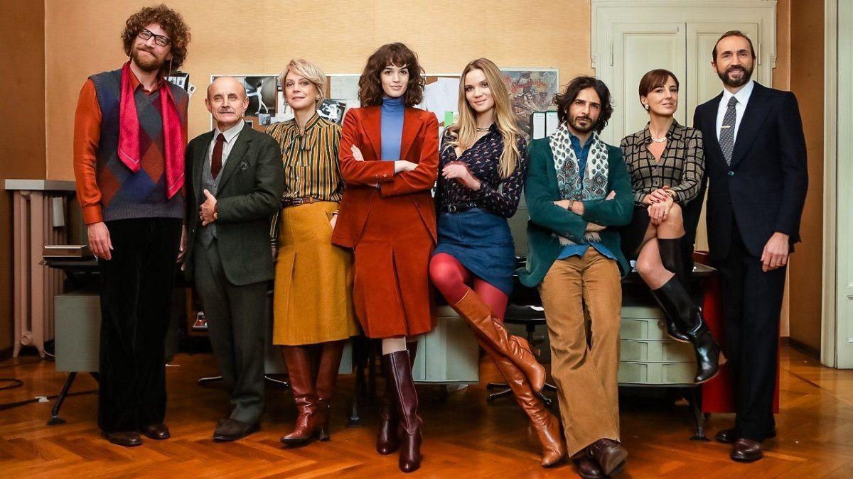 Este es el elenco principal de Made In Italy