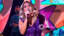 Flor Vigna pidió a sus seguidores que apoyaran a Mica Viciconte para seguir en el Cantando 2020