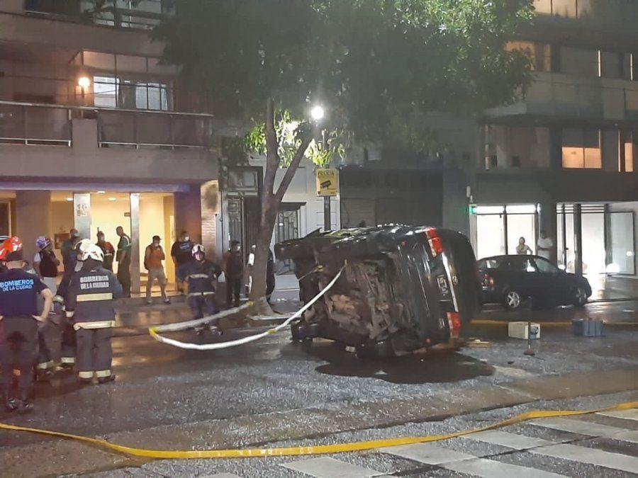 Hernán Drago habló del fuerte accidente con su camioneta tras grabar Bienvenidos a bordo