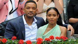 Jada y Will Smith hablaron de un episodio de infidelidad con un amigo de su hijo