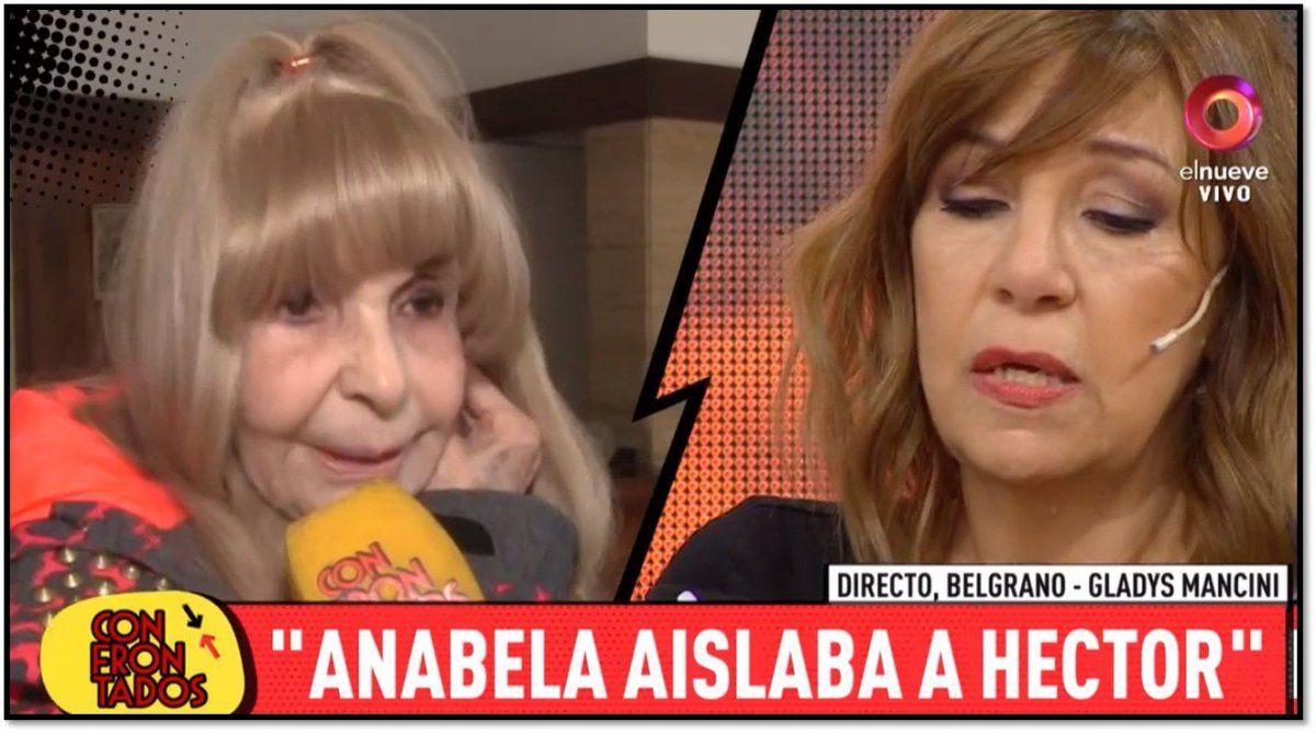 Apareció Gladys Mancini, la ex secretaria de Galán que fue novia de Héctor Ricardo García: Anabela es la viuda negra