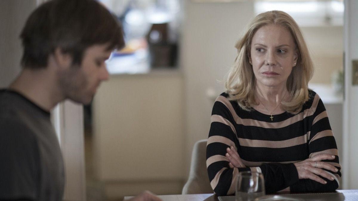 Cecilia Roth protagoniza la película Crimenes de familia