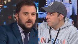 El DIpy, otra vez versus DIego Brancatelli