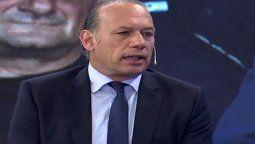 Sergio Berni no descarta la posibilidad de ser presidente