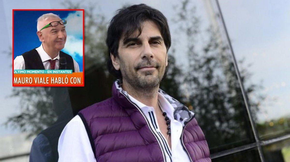 Los detalles de la entrevista que realizó Mauro Viale a Juan Darthés