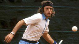 Guillermo Vilas fue un tenista profesional argentino que fue reconocido a nivel mundial