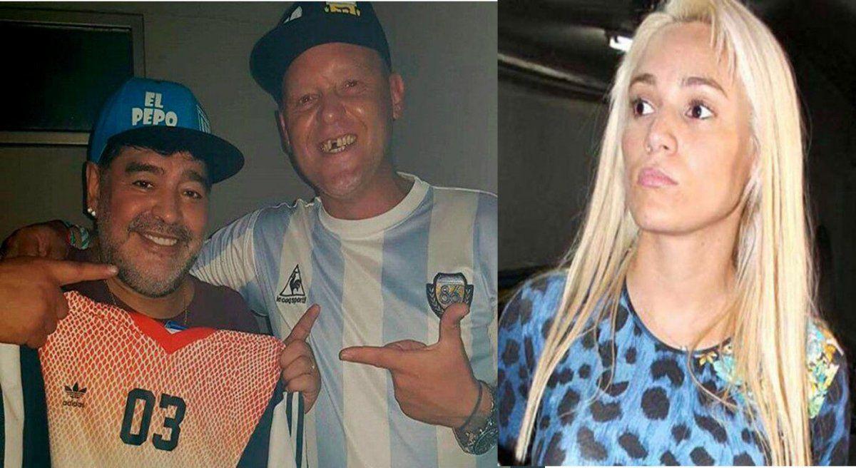 Traición a Maradona: ¿Hay romance entre Rocío Oliva y El Pepo?
