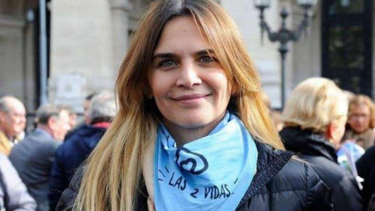 Es la crueldad ideológica más siniestra: Amalia Granata contra el proyecto de legalización del aborto