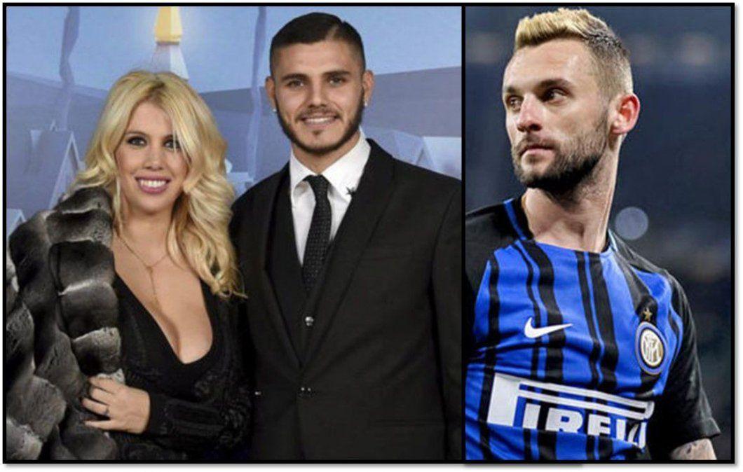 Medios italianos aseguran que Wanda Nara le habría sido infiel a Icardi