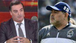 Hay poco dinero: Mario Baudry dijo que la herencia de Diego Maradona no es lo que se cree