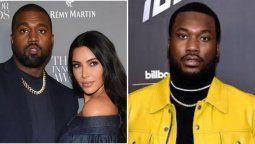 La verdad sobre el encuentro entre Kim Kardashian y Meek Mill